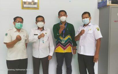 Koordinasi Ijin Praktek Profesi Ners di Kabupaten Tabalong
