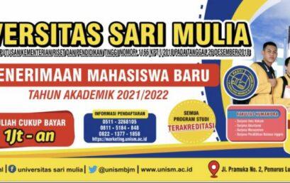 Bantuan Pendidikan KIP-K (Kartu Indonesia Pintar – Kuliah) bagi Camaba UNISM