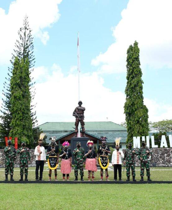 Mahasiswa UNISM Berpartisipasi pada Kegiatan di Rindam VI Mulawarman
