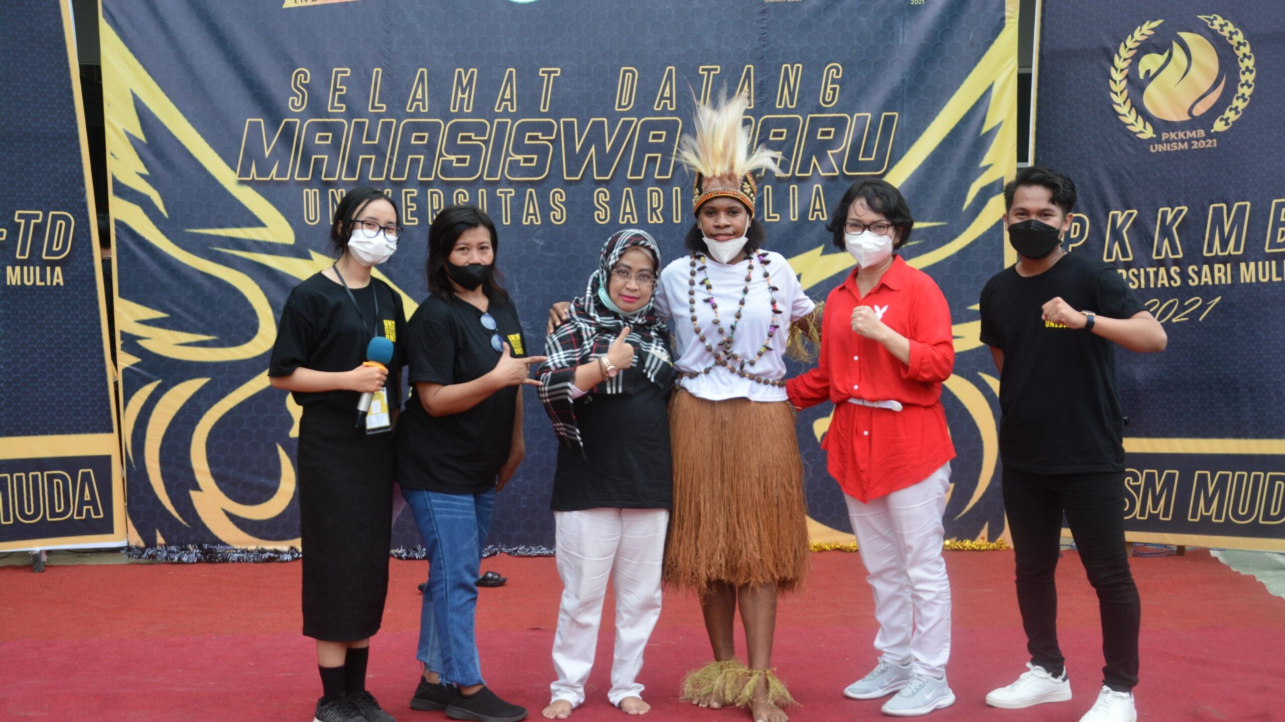 Penutupan PKKMB & LKMM Universitas Sari Mulia T.A 2021/2022
